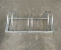 Mounted Bike Rack Cr25