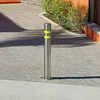 Manual Retractable Bollard Ss-pH02