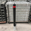 Removable Bollard RB11 Black