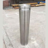 Fixed Bollard Ss-Fb30