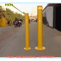Metal Fixed Bollard Fb26